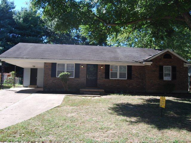 3863 Wordsworth Ave, Memphis TN 38128