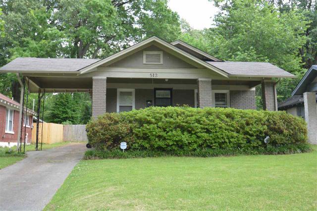 512 Alexander Dr, Memphis TN 38111