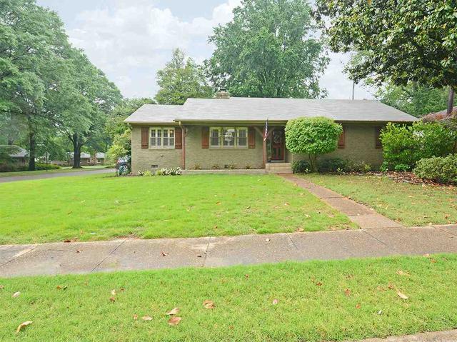 4122 Long Leaf Dr, Memphis TN 38117
