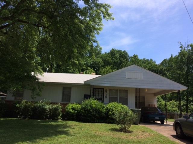 3710 N Trezevant Dr, Memphis TN 38127