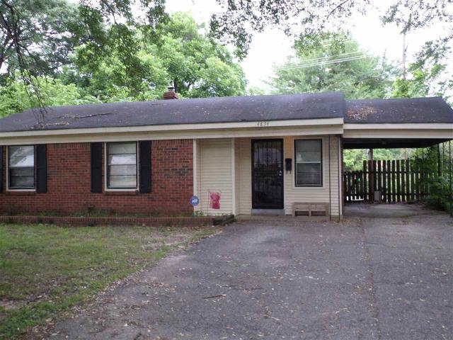 4834 Given Ave, Memphis, TN