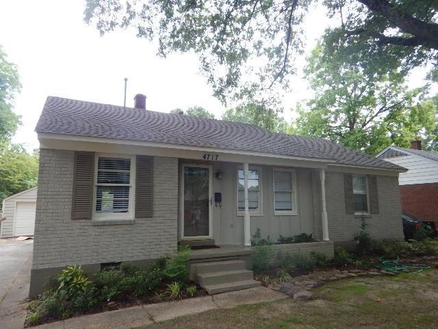 4717 Durbin Ave, Memphis, TN