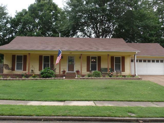 483 Park Hill Rd, Collierville, TN