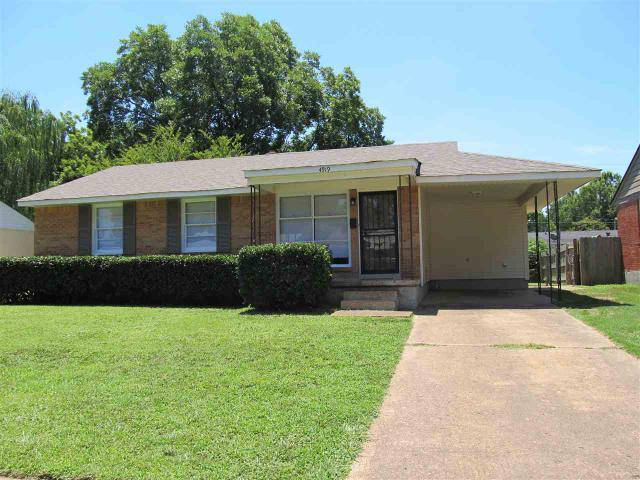 4919 Durbin Ave, Memphis TN