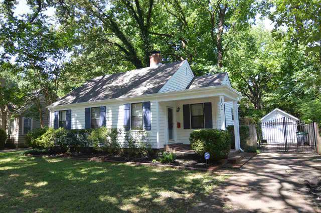 201 S Holmes St, Memphis TN