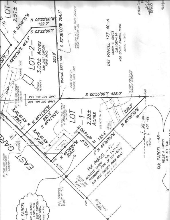 0 E Garden Farm Road, Rossville, GA 30741