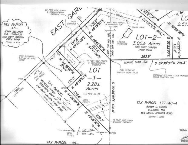 0 E Garden Farm Rd, Rossville, GA 30741