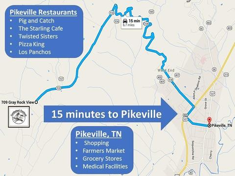 Lot #47 Gray Rock View, Pikeville, TN 37367