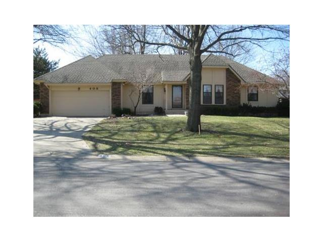 408 NW Manor Dr, Blue Springs, MO