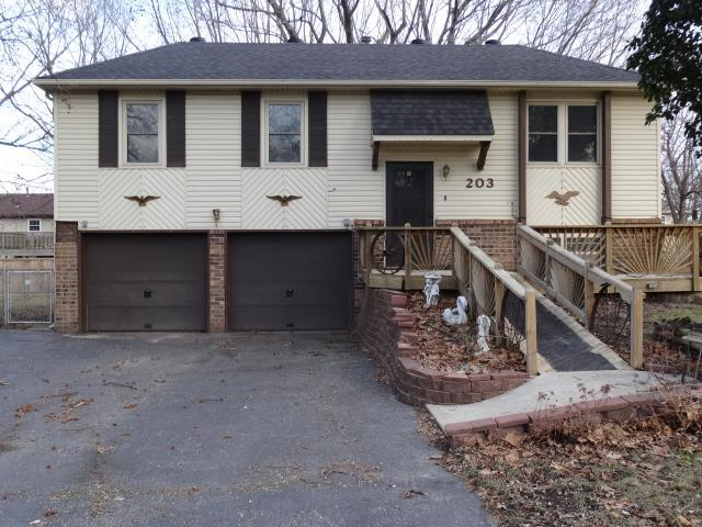 203 Young St, Grain Valley MO 64029