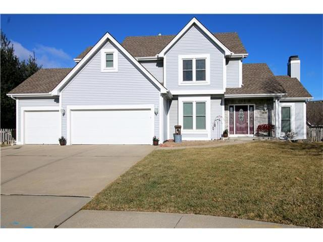 7355 N Shannon Ave, Kansas City MO 64152