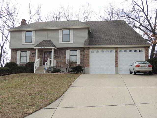 2508 NW Timberline Dr, Blue Springs MO 64015