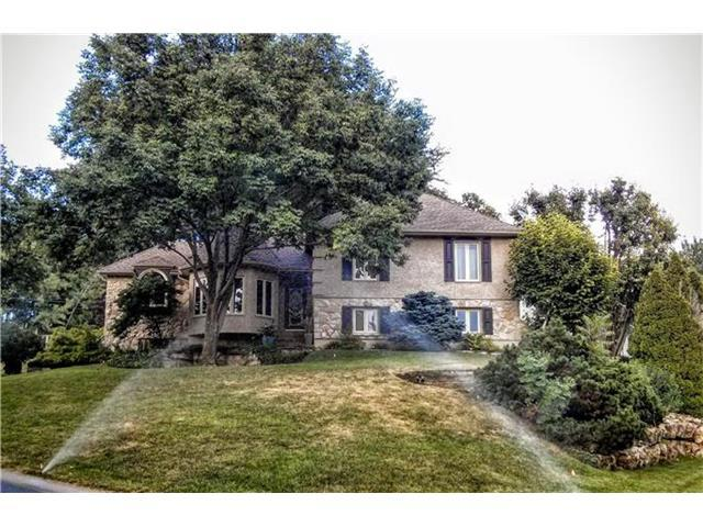 1607 NW Weatherstone Ln, Blue Springs MO 64015