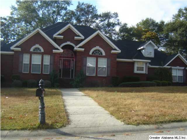 105 Oak Ridge Ln, Clanton, AL