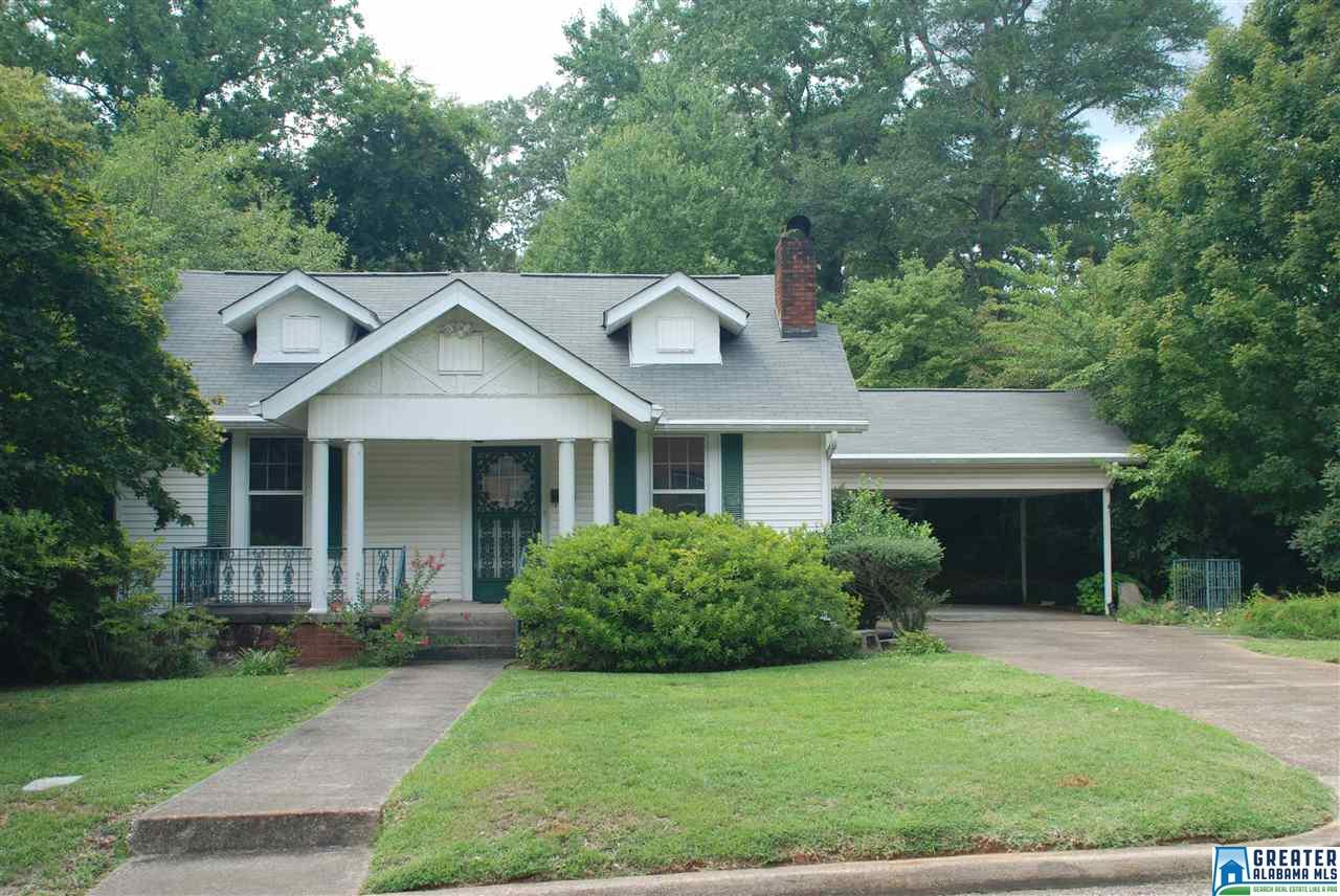 822 Jefferson Ave, Anniston, AL