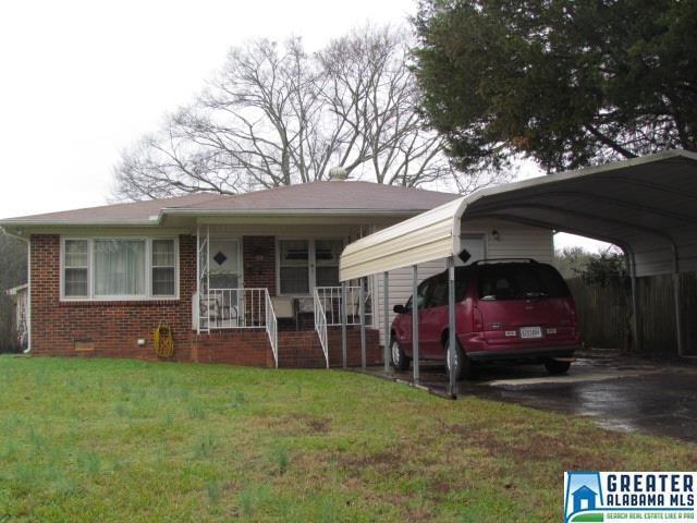 1106 Jacksonville St, Weaver, AL