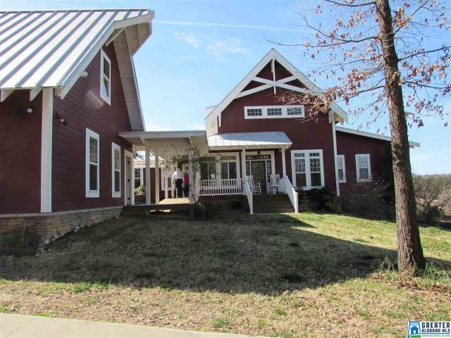 1491 W Peaceful Valley Rd, Eastaboga, AL