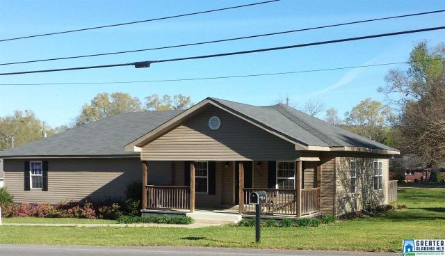 409 Cogswell Ave, Pell City AL 35125