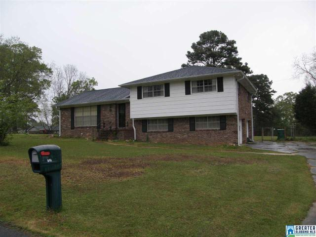 816 9th Way Pleasant Grove, AL 35127