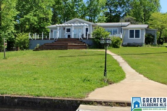 520 Rabbit Point Rd, Cropwell, AL