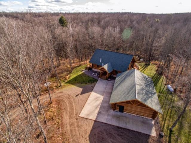 9009 W Ridge Way, Ojibwa, WI