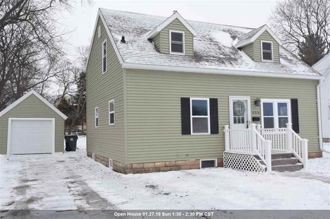Winnebago County WI Real Estate - 508 Homes for Sale - Movoto