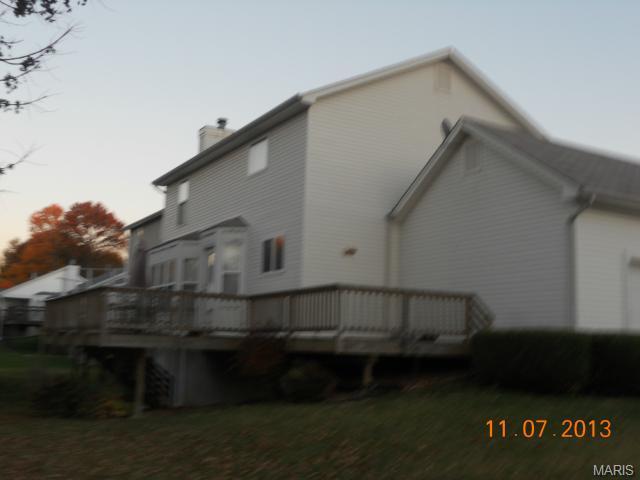 1521 Saddlegate Ct, Florissant MO 63033