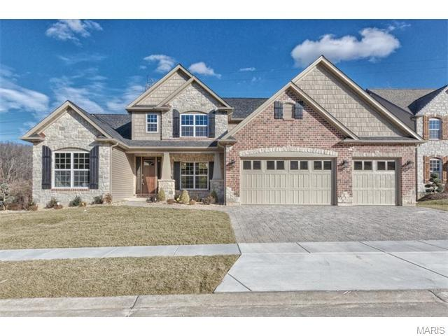 16645 Wycliffe Pl, Chesterfield, MO
