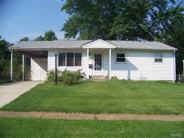 702 Cherryvale, Hazelwood, MO