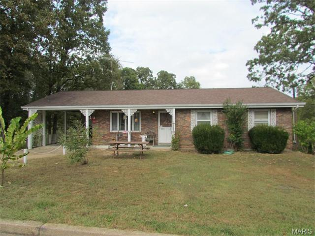 451 Hillcrest Ave, Bourbon MO 65441
