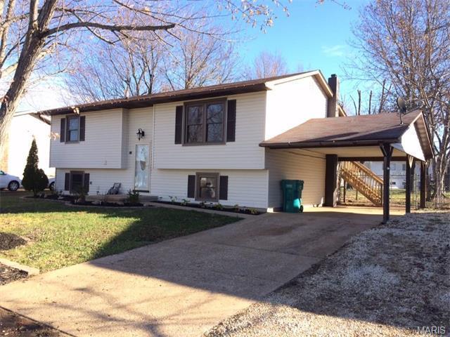 602 Bon Oaks, Sullivan MO 63080