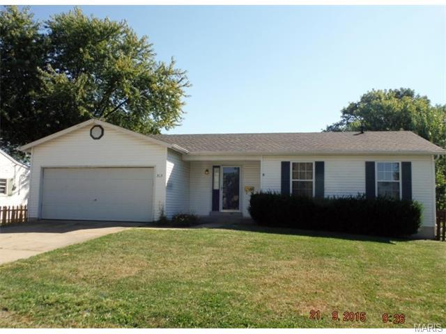 315 N 6th St, Bowling Green MO 63334