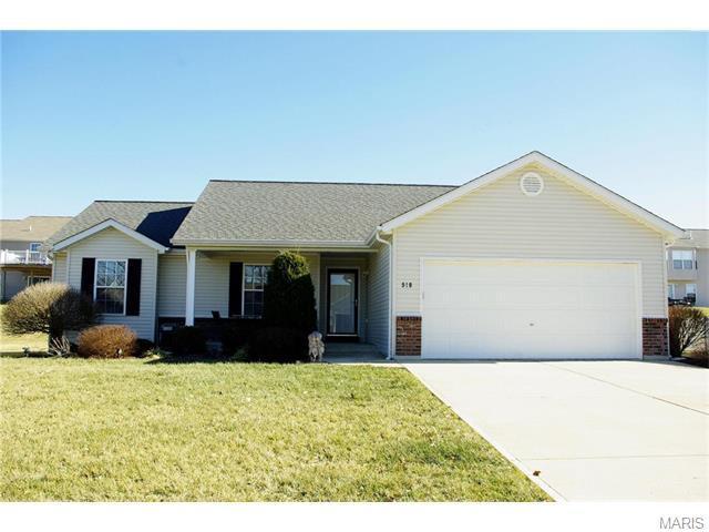 510 Creekwood Blvd, Troy, MO 63379