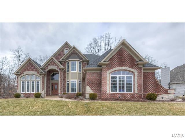 16641 Wycliffe Place Dr, Chesterfield, MO