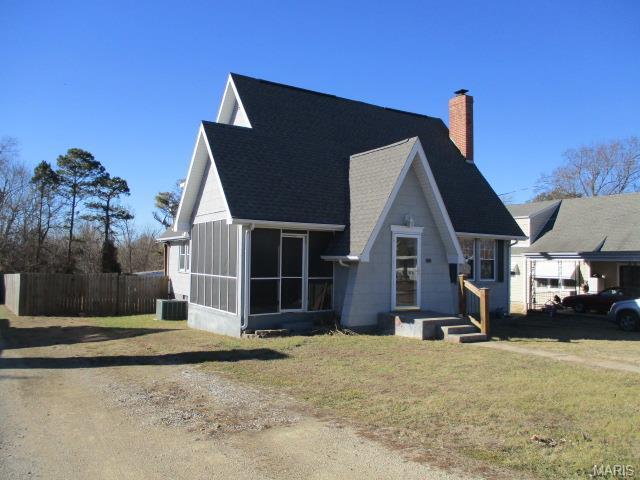 412 Saline, Fredericktown MO 63645