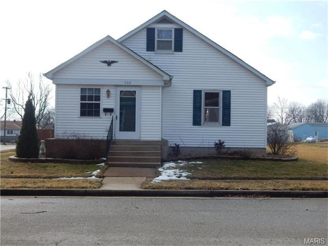 502 W Franklin, Owensville, MO