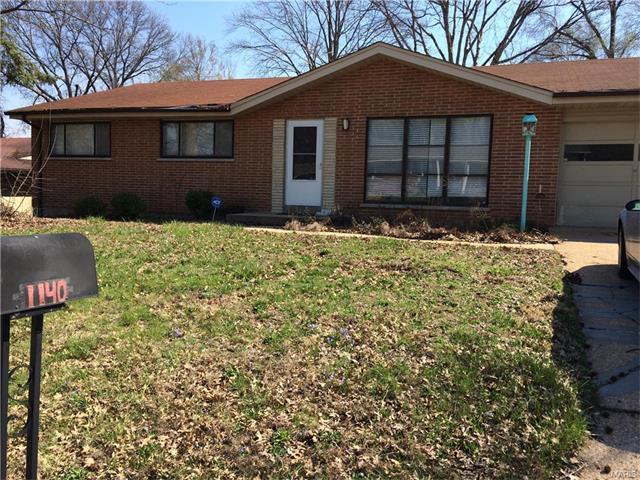 1140 Indian Trl, Saint Louis, MO
