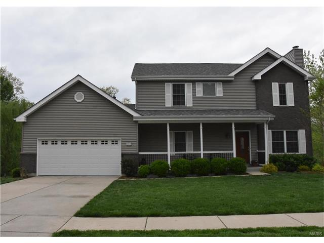252 Crescent Ave, Valley Park, MO