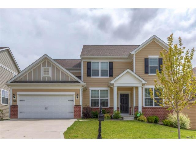743 Savannah Crossing Way, Chesterfield MO 63017
