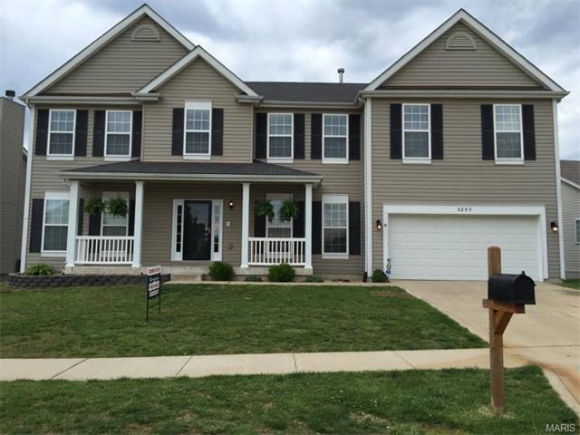 3895 Scarlet Oak, House Springs, MO