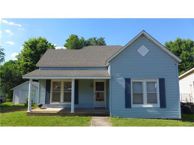 408 E College Fredericktown, MO 63645