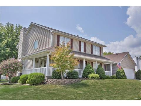 3514 Canyon Creek Dr, St Peters, MO 63303