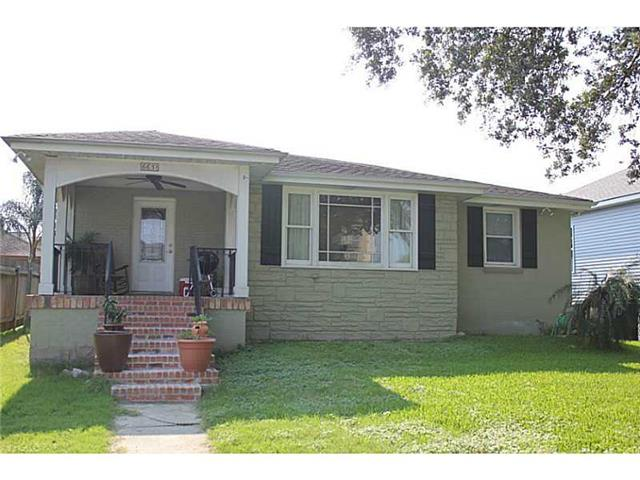6631 Colbert St, New Orleans LA 70124