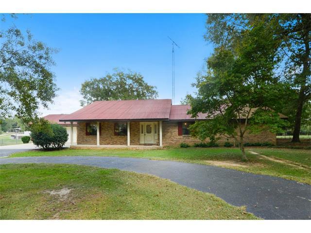 25222 Choctaw Rd, Franklinton LA 70438