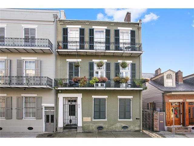 824 Burgundy St #APT 2, New Orleans, LA