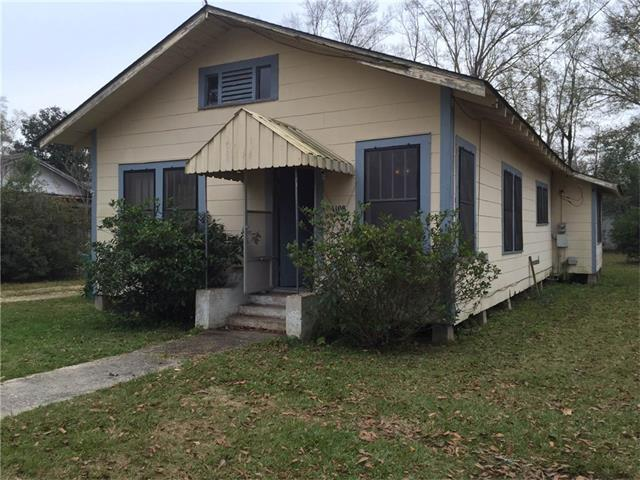 1108 Long West 8th St, Bogalusa LA 70427