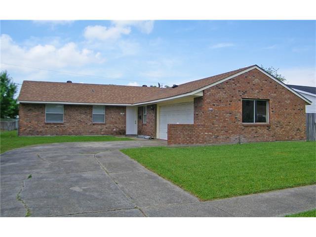 844 Morningside Dr, Gretna LA 70056