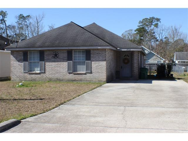 1733 Mary Dr, Slidell LA 70458