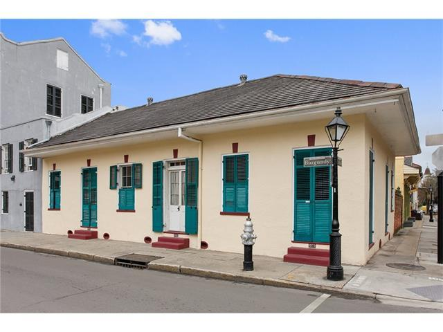 1139 Burgundy St, New Orleans LA 70116