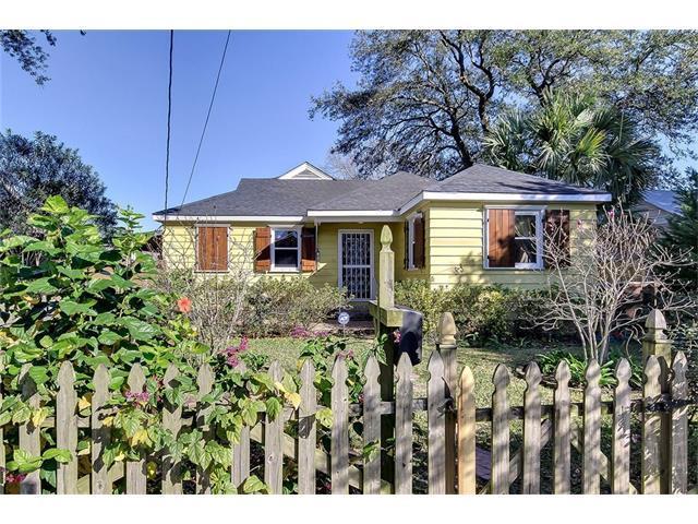 3115 Desaix Blvd, New Orleans LA 70119